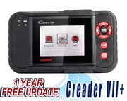 Автосканер Launch CReader Vll +OBD2